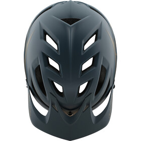 Troy Lee Designs A1 MIPS Classic Helmet grey/walnut